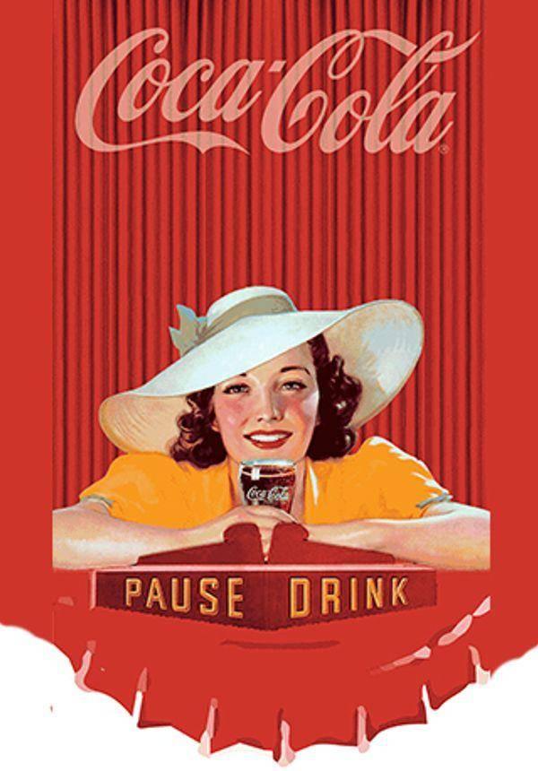Retro-Themed Coca-Cola Exhibition @ CiCi Park