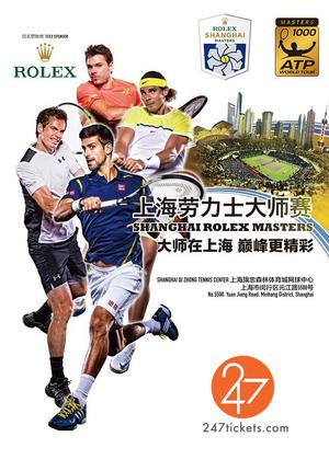 Shanghai Rolex Masters 2018