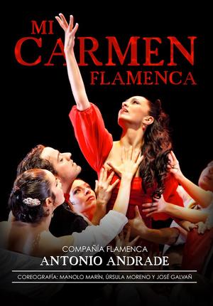 Antonio Andrade - Mi Carmen Flamenca