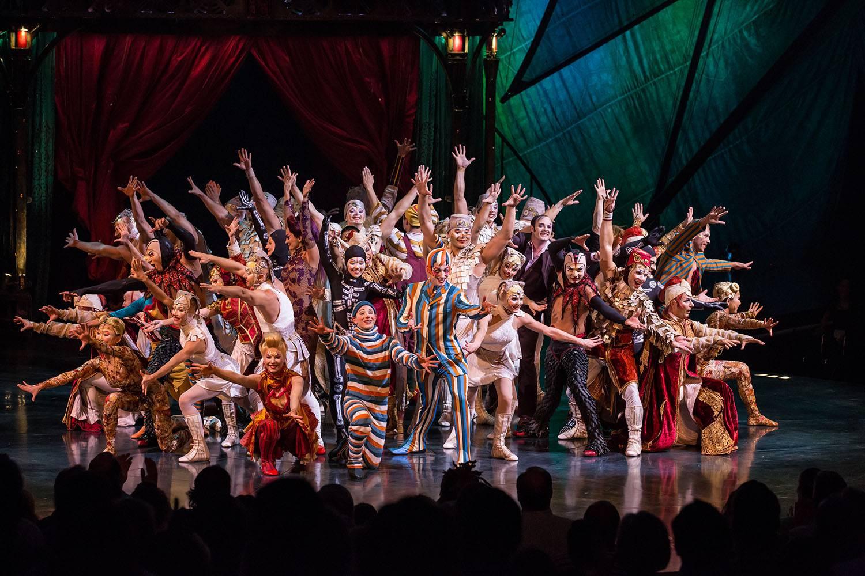 Cirque De Soleil Kooza