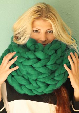 Craft'd Shanghai - Arm Knitting