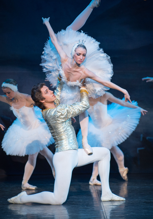 Russian State Ballet of Astrakhan: Swan Lake