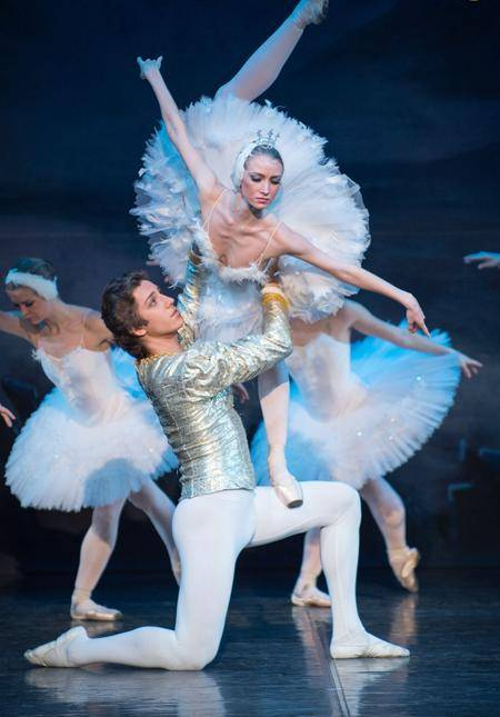 Russian State Ballet of Astrakhan: Swan Lake