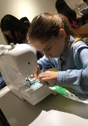 Kids Sewing and Fashion