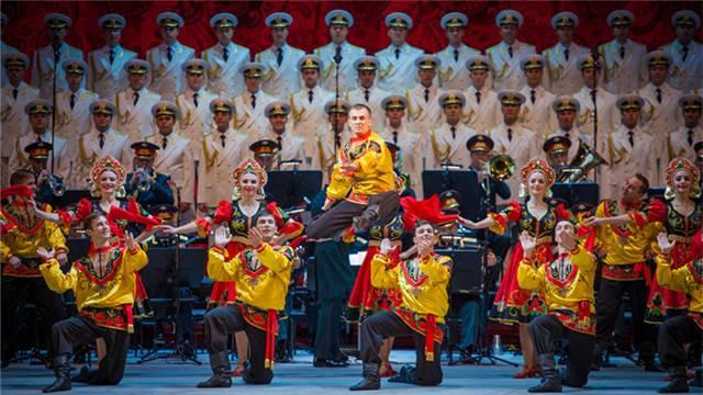 Buy Alexandrov Ensemble Stage Tickets Beijing