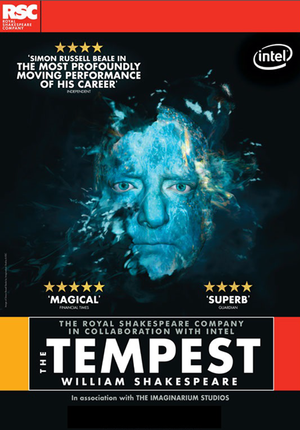 RSC Live: The Tempest (screening)