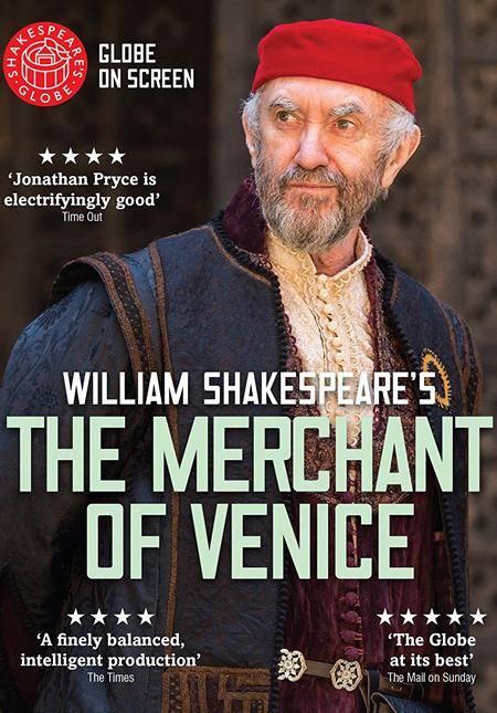 Shakespeare's Globe: The Merchant of Venice (screening)