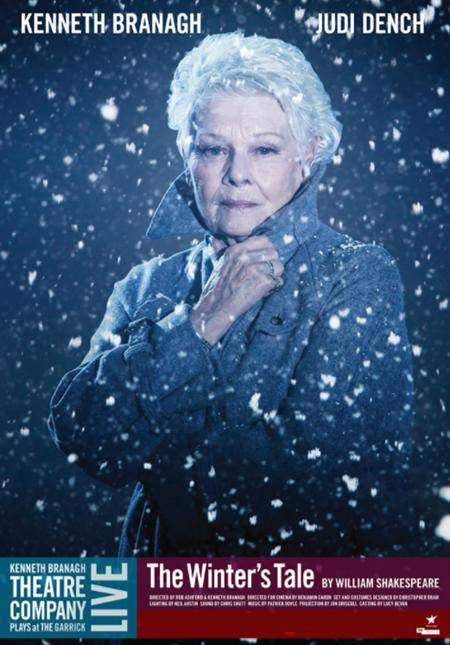 Branagh Theatre Live: The Winter's Tale (screening)