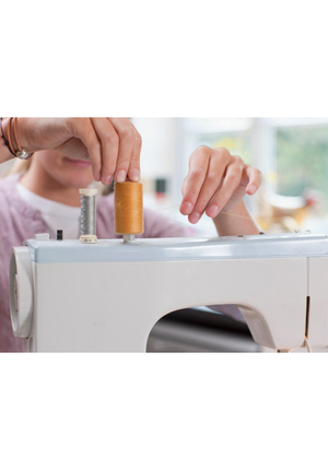 Introduction to the Sewing Machine (2 Part Class)