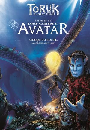 [Sanya City, China] Cirque du Soleil | TORUK: The First Flight