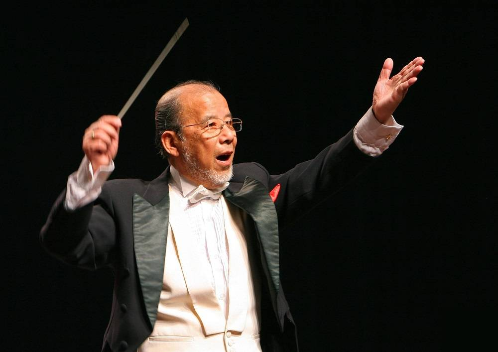 Conductor Cao Peng
