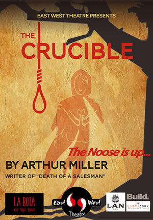 East West Theatre: The Crucible