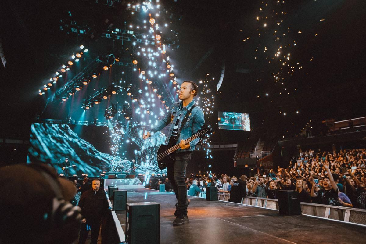 FALL OUT BOY: MANIA TOUR Live in Shanghai