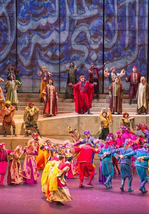 Caracalla Dance Theatre: Sailing the Silk Road