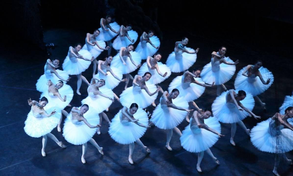 National Ballet of China Swan Lake