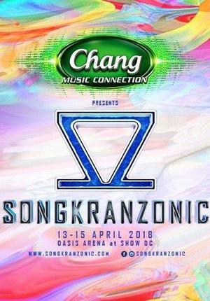 Songkranzonic - Bangkok