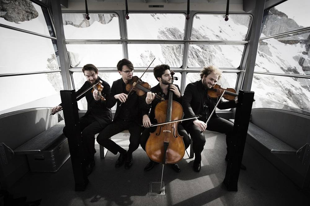 The Goldmund Quartet