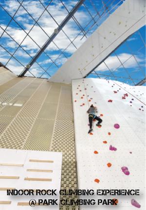 Indoor Rock Climbing Experience @ Park Climbing Gym