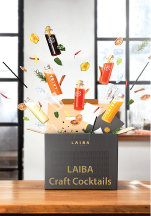 LAIBA Craft Cocktails