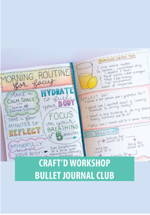 Bullet Journal Club