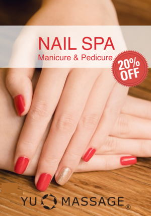 Nail Spa at Yu Massage®