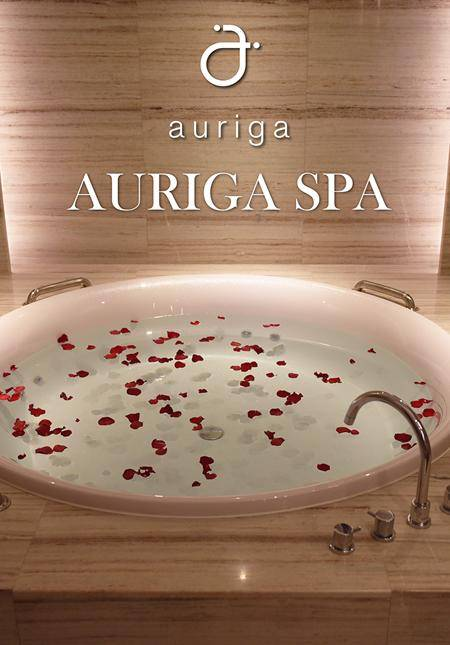 Half Day Experience for Couples at Auriga SPA