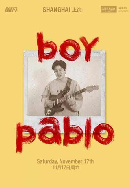 SHFT pres. Boy Pablo
