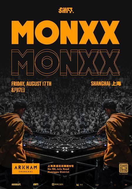 SHFT pres. MONXX