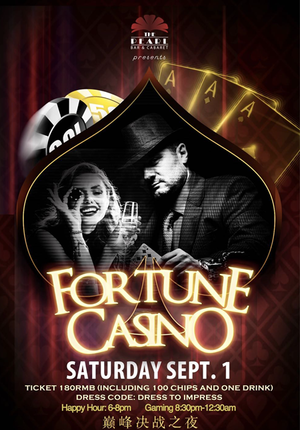 Casino Fortune @ The Pearl