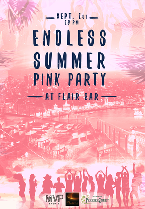 Endless Summer Pink Party