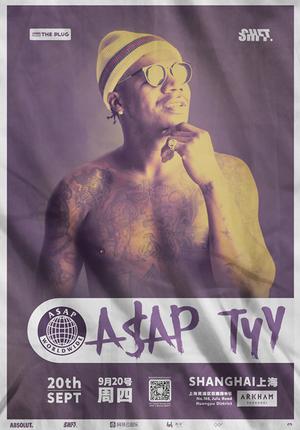 SHFT. presents A$AP TYY