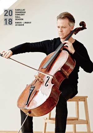 Alban Gerhardt Cello Recital