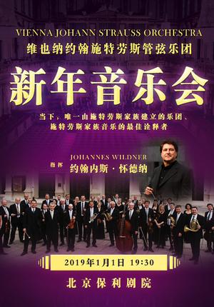 Wiener Johann Strauss Orchester: The New Year Concert