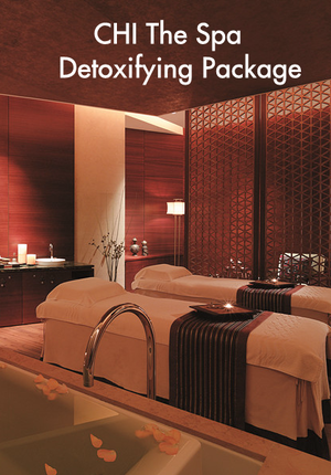 CHI The Spa Detoxifying Package