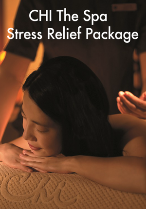 CHI The Spa Stress Relief Package