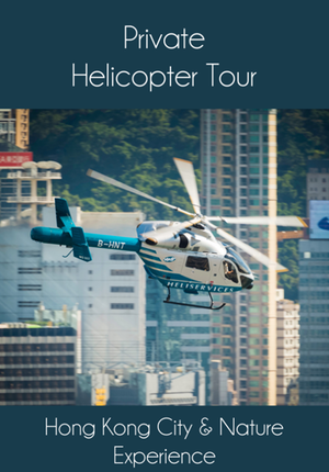 Helicopter Tour: The City and Nature Experience - Hong Kong