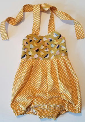 Sewing Kids Clothes: Play Sunsuits (3 months to 6 years old)