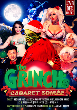 Christmas Special: The Grinch's Cabaret Soiree