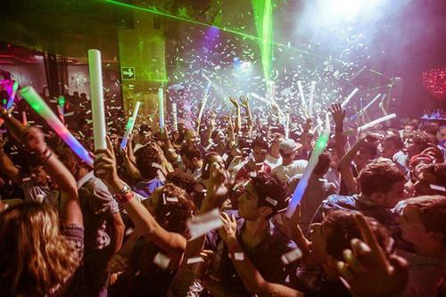 Buy Super Model Neon Party ft  DJ Iris Experiences Tickets