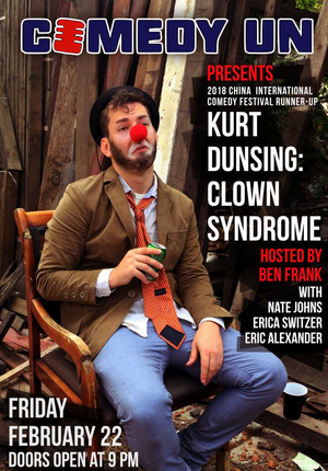 Comedy UN Special - Kurt Dunsing: Clown Syndrome