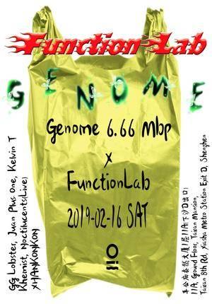 Genome6.66Mbp x Functionlab