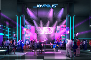 Shanghai JOYPOLIS Indoor Amusement Park