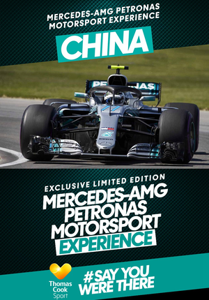 Meet & Greet with Mercedes-AMG Petronas Motorsport Team