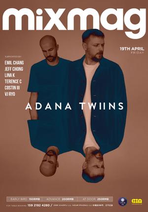 Mixmag x Celia pres. Adana Twins