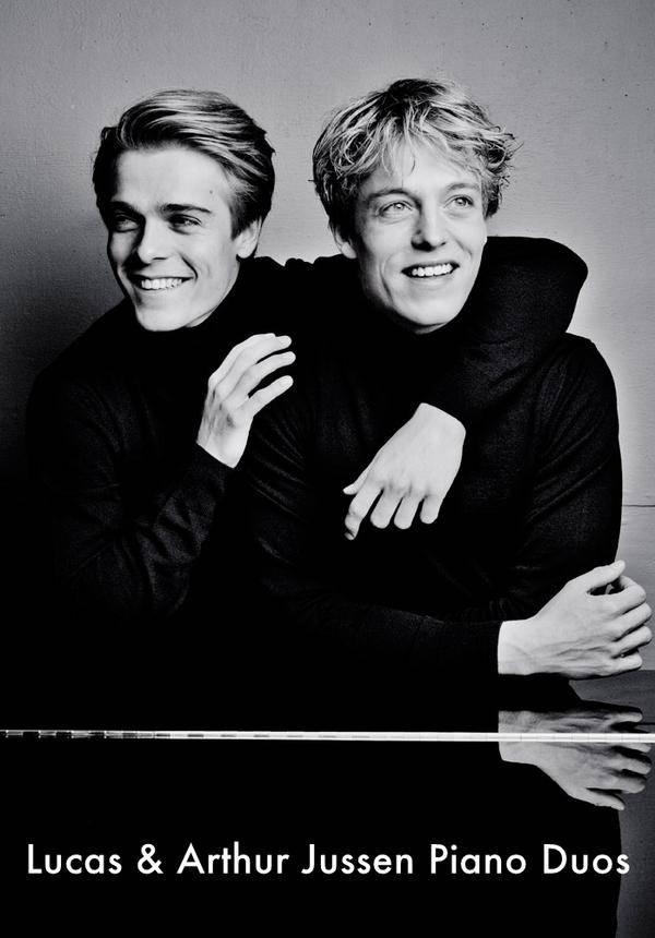 Lucas & Arthur Jussen Piano Duos