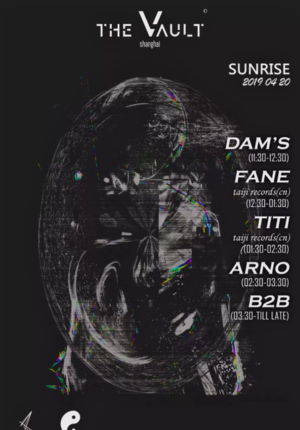 Sunrise @ The Vault