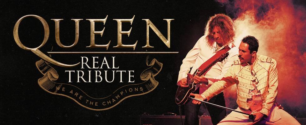 Buy Queen Real Tribute