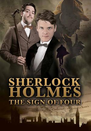 Blackeyed Theatre: Sherlock Holmes The Sign of Four - Shenzhen