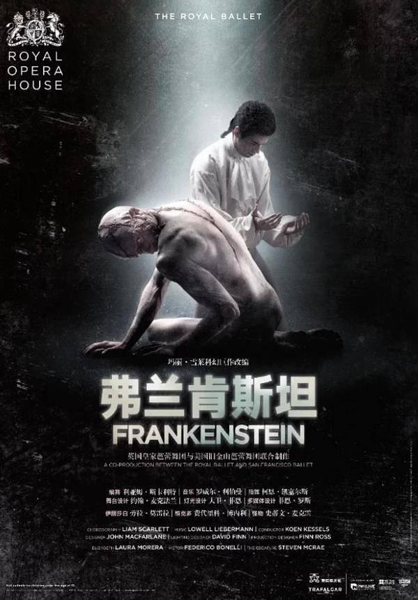 Royal Opera House: Frankenstein (Screening)