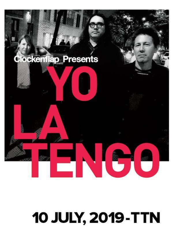 Yo La Tengo Live in Hong Kong
